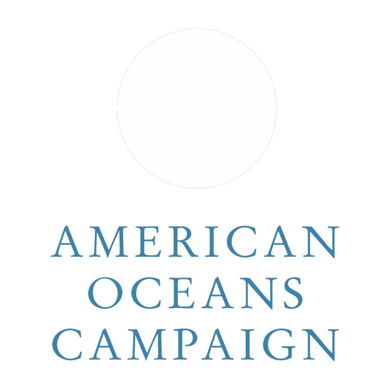 American Oceans Campaign 52386 vector