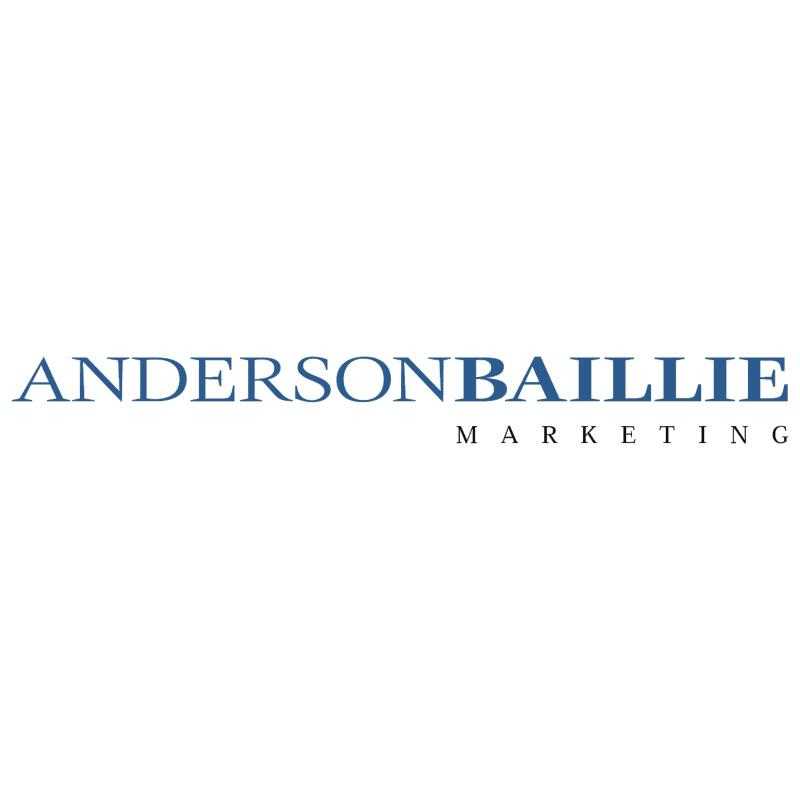 Anderson Baillie Marketing 35807 vector