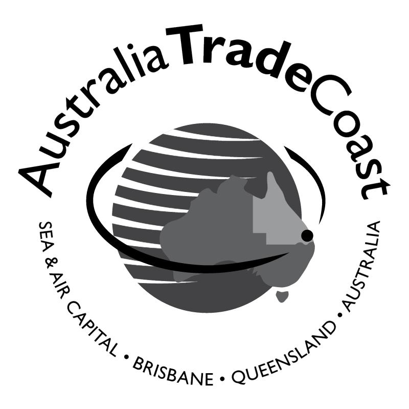 Australia Trade Coast vector logo