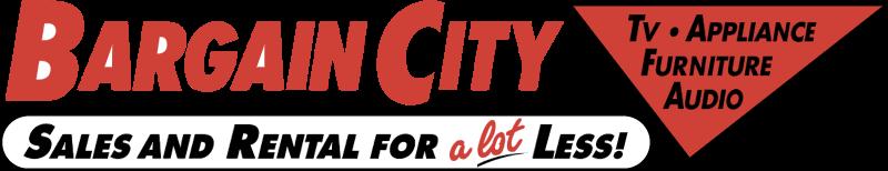 BARGAIN CITY 2 vector logo