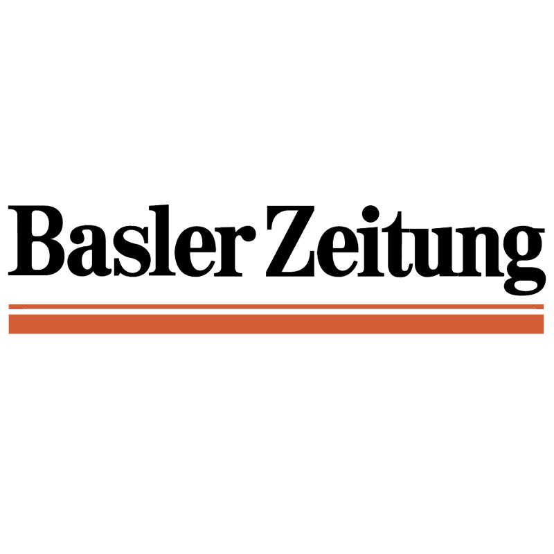 Basler Zeitung 37388 vector
