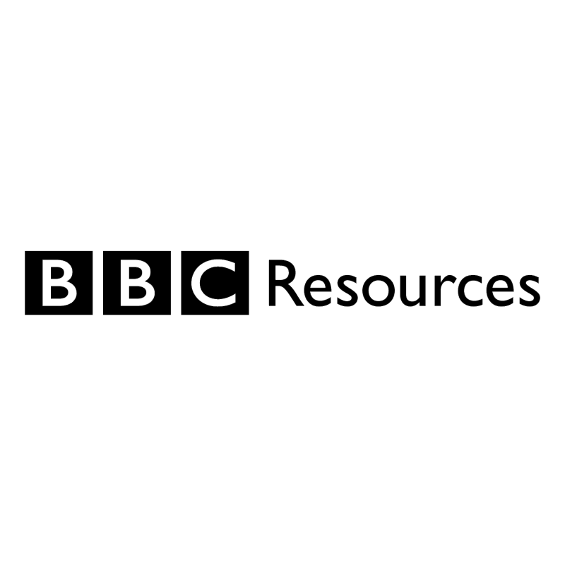 BBC Resources vector