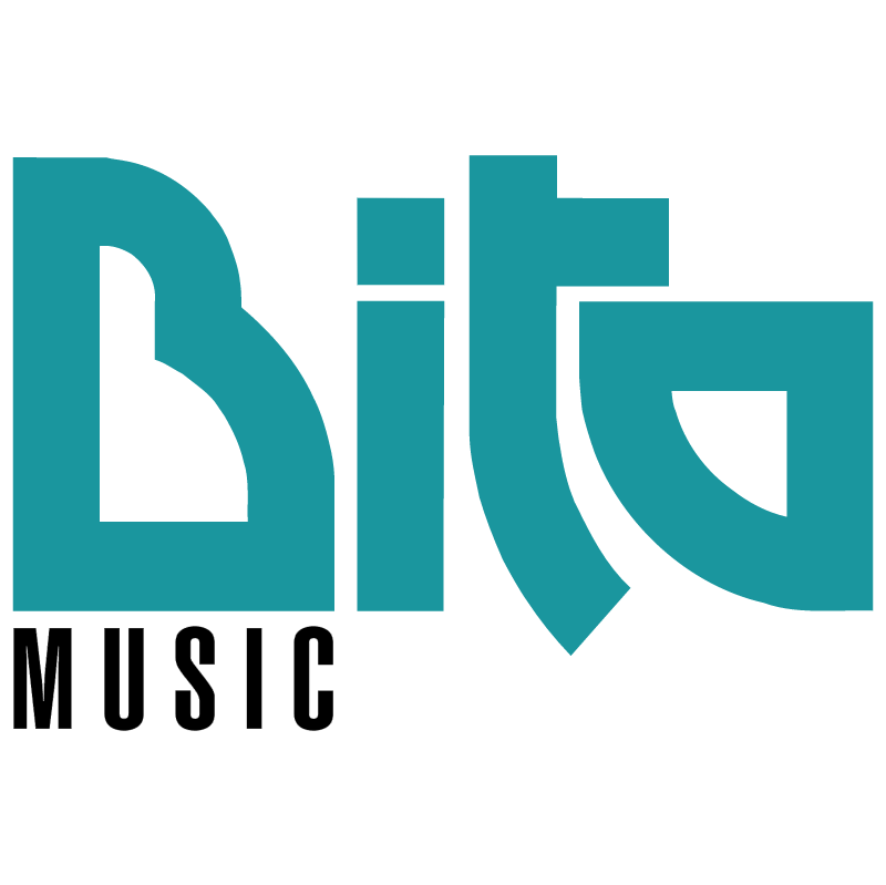 Bita Music 4189 vector logo