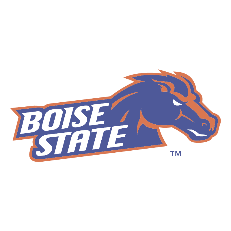 Boise State Broncos 76000 vector
