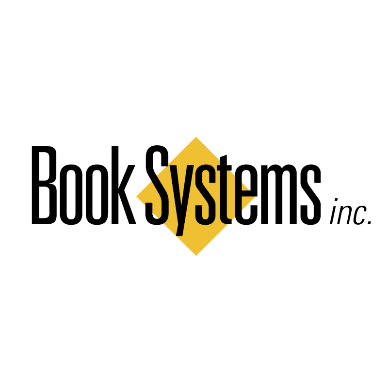 Book Systems 40900 vector
