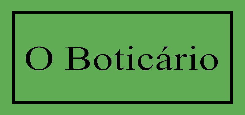 Boticário vector