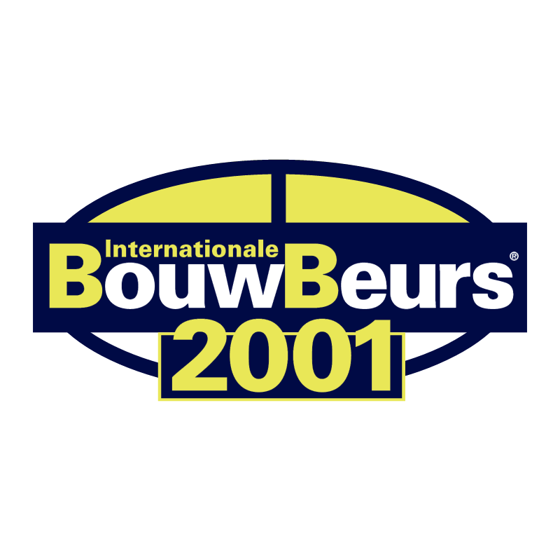 BouwBeurs 2001 vector