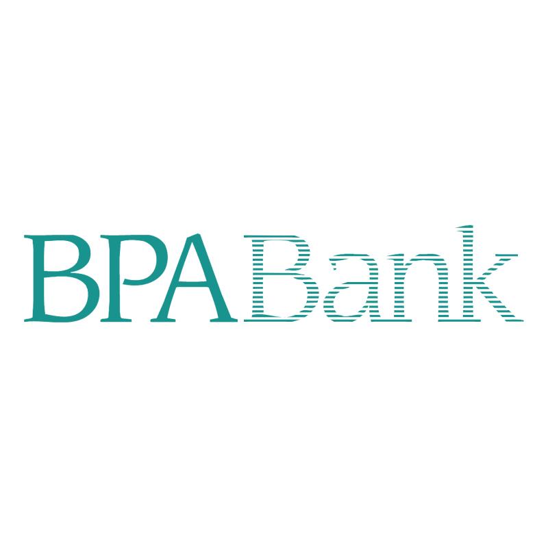 BPA Bank vector