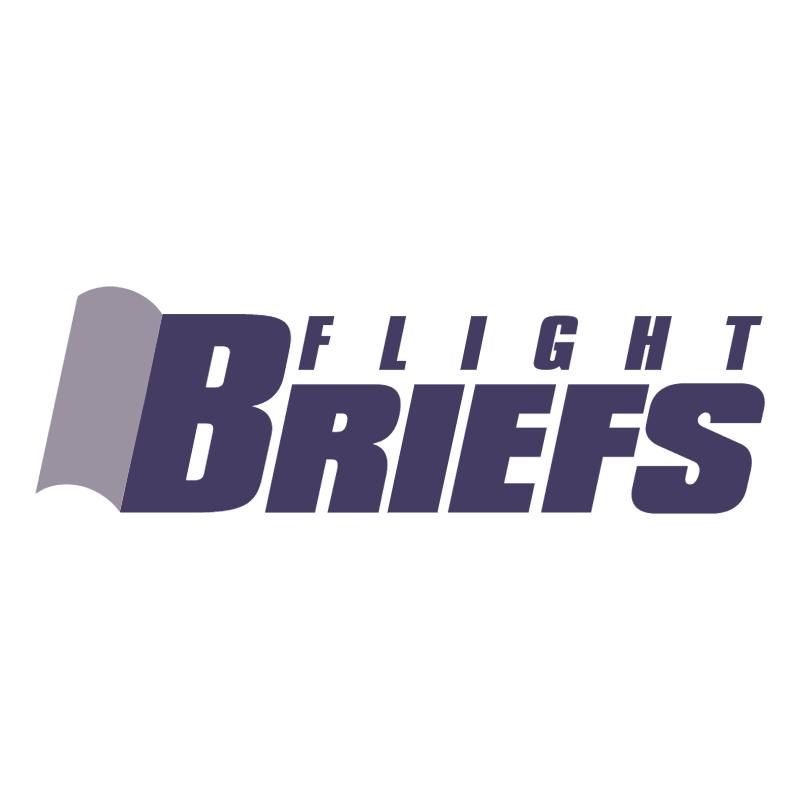 Briefs Flight vector