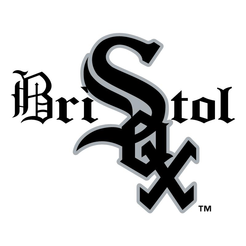 Bristol White Sox 58756 vector
