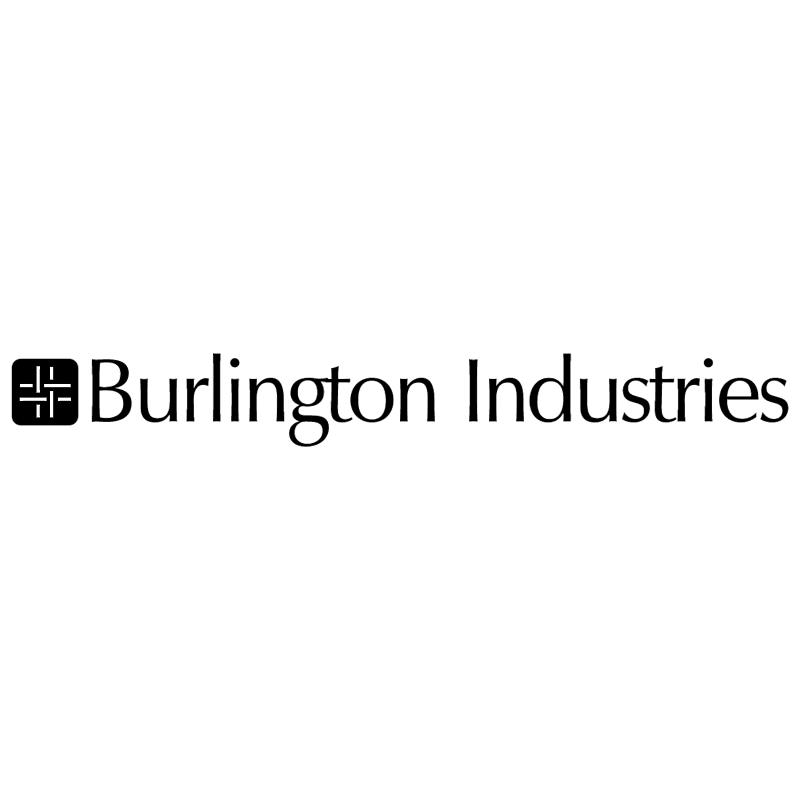 Burlington Industries vector