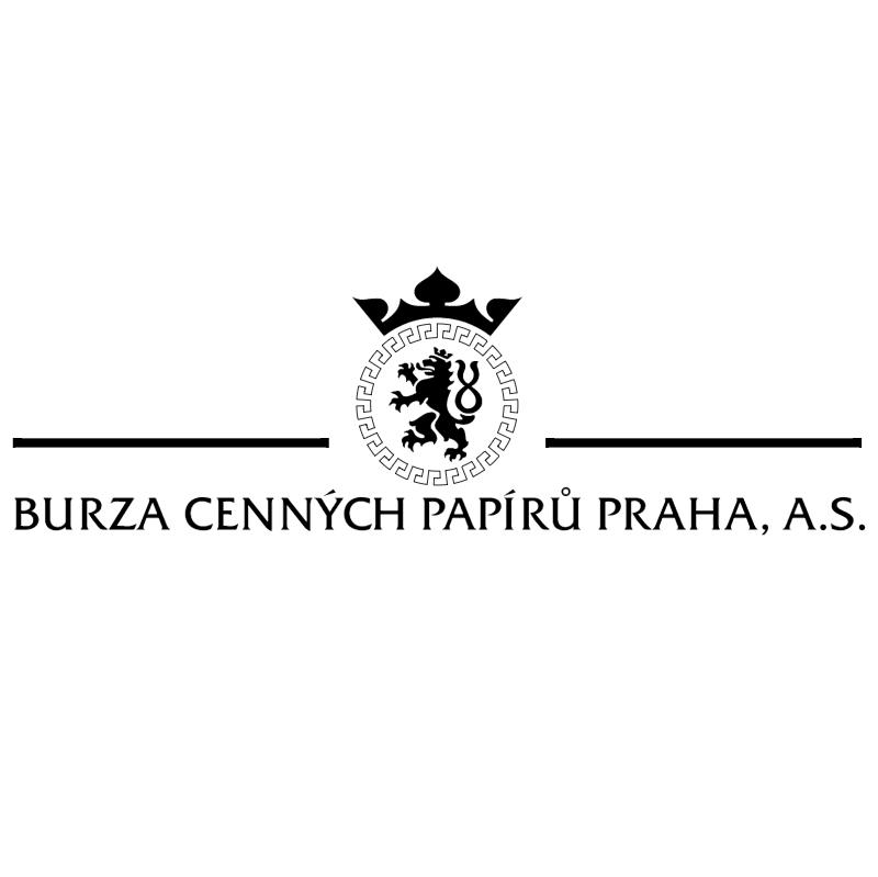 Burza Cennych Papiru Praha vector