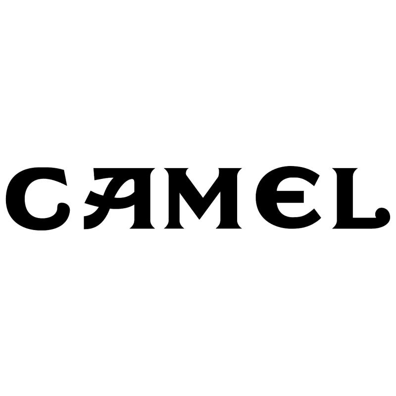 Camel 4574 vector logo