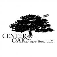 Center Oak Properties vector