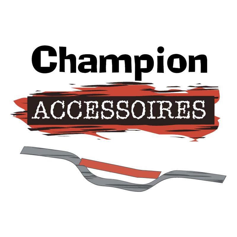 Champion Accessoires vector
