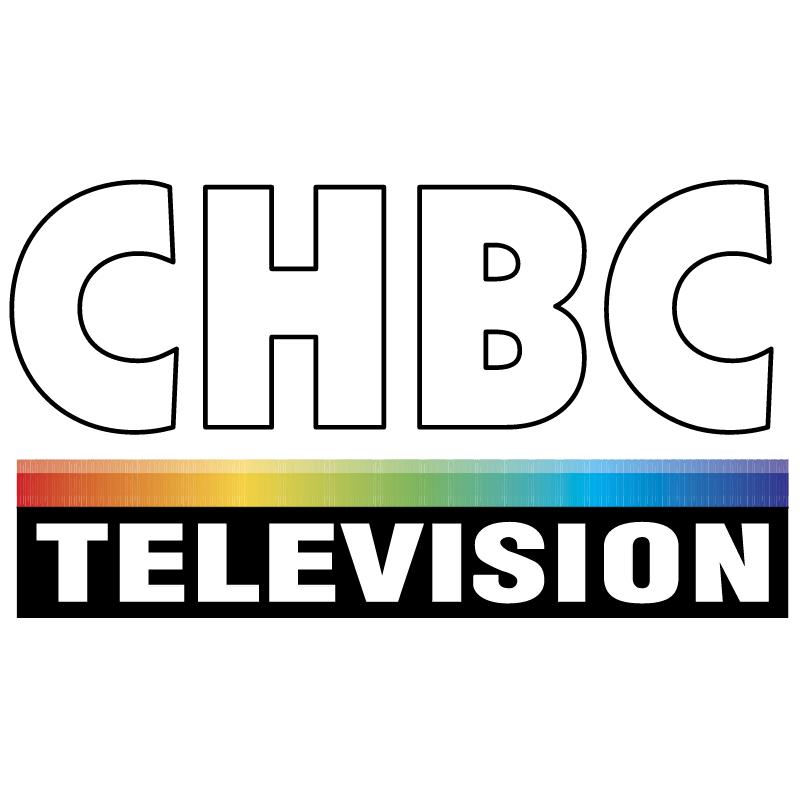 CHBC Television vector logo