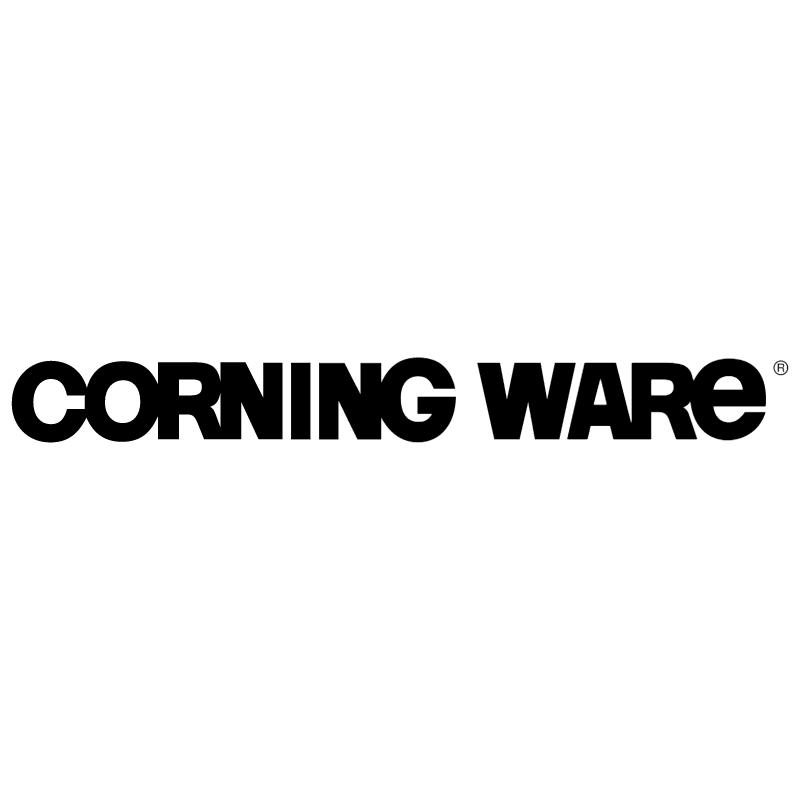 Corning Ware vector