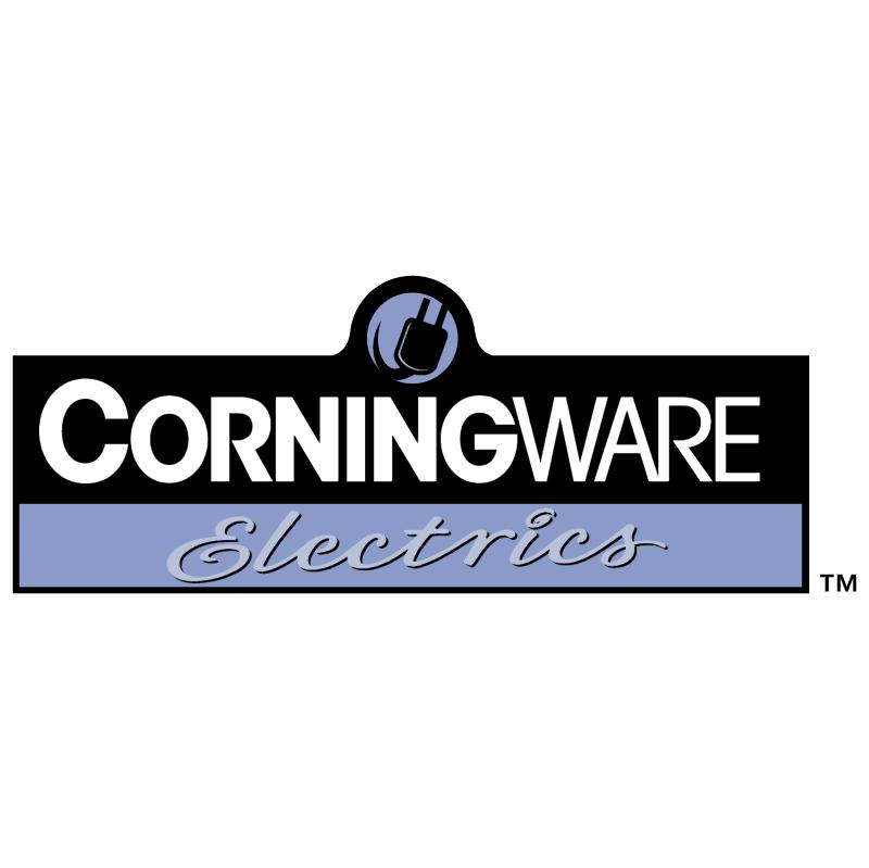 CorningWare Electrics vector logo