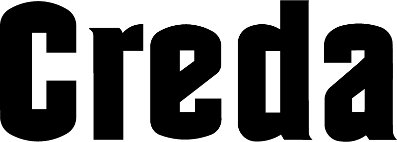 Creda logo vector logo