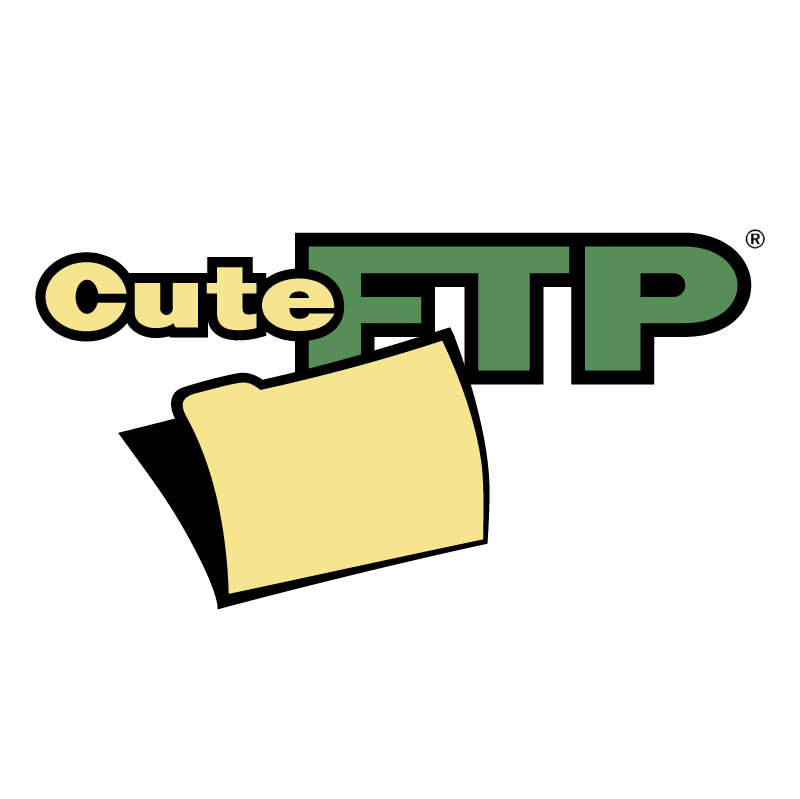 CuteFTP vector