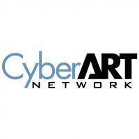 CyberArt Network vector