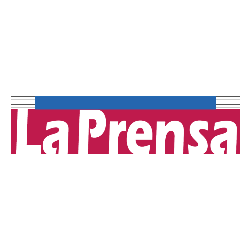 Diario La Prensa vector