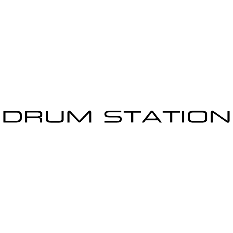 Drum Station vector