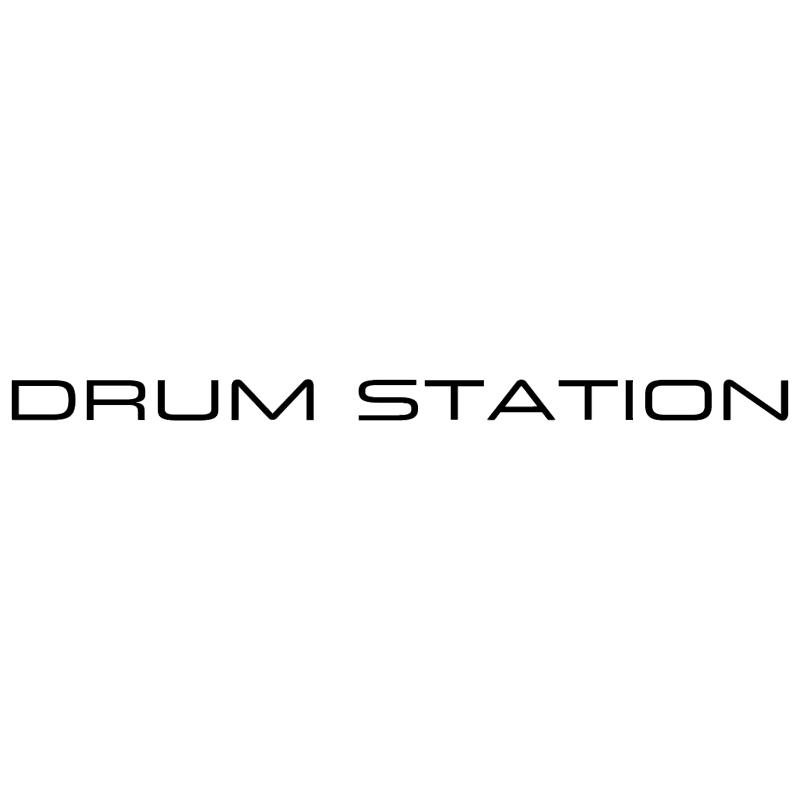Drum Station vector