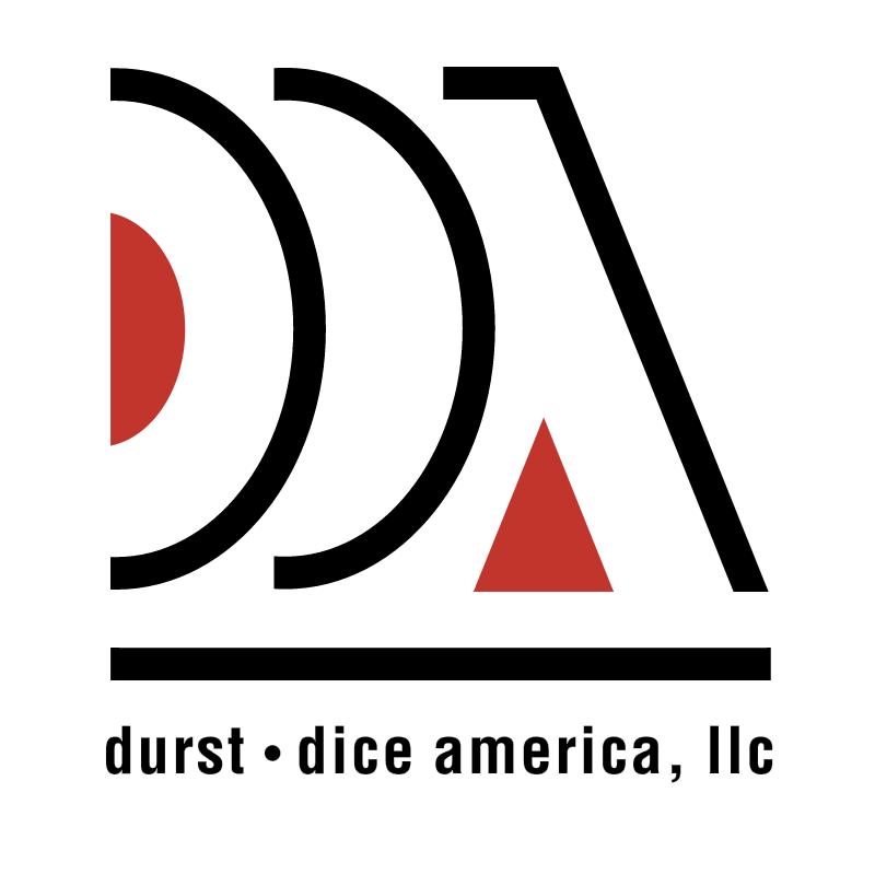Durst Dice America vector
