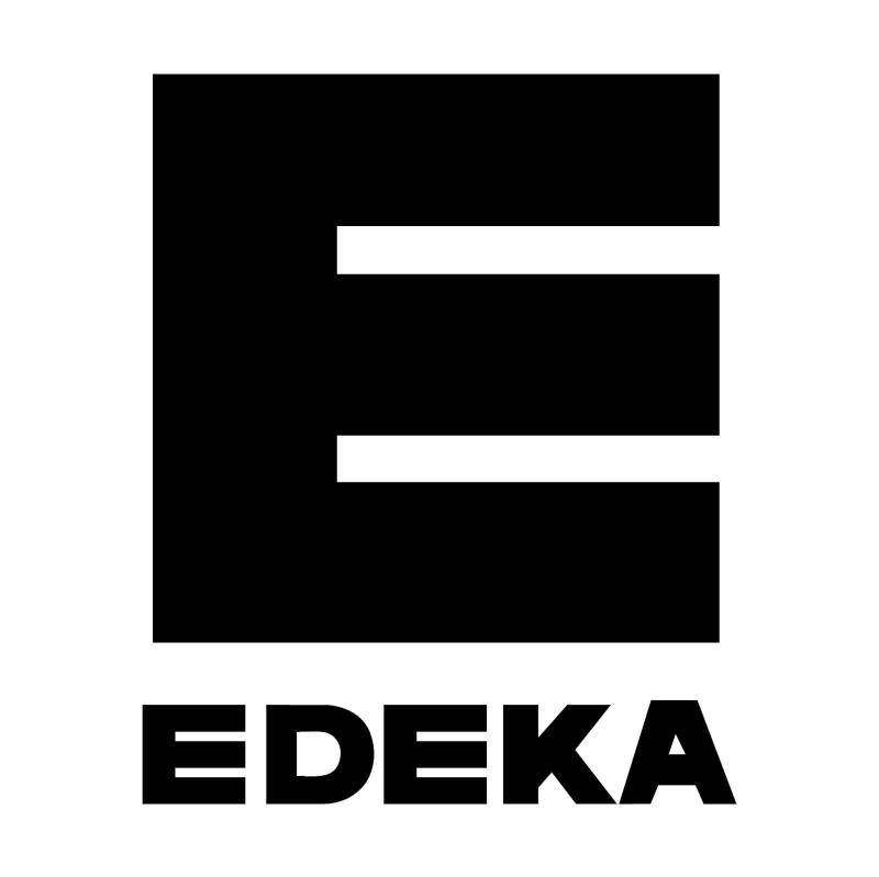 Edeka vector logo