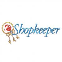 eShopkeeper vector