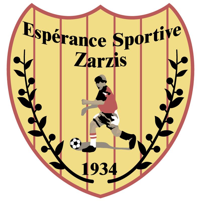 Esperance Sportive Zarzis vector logo