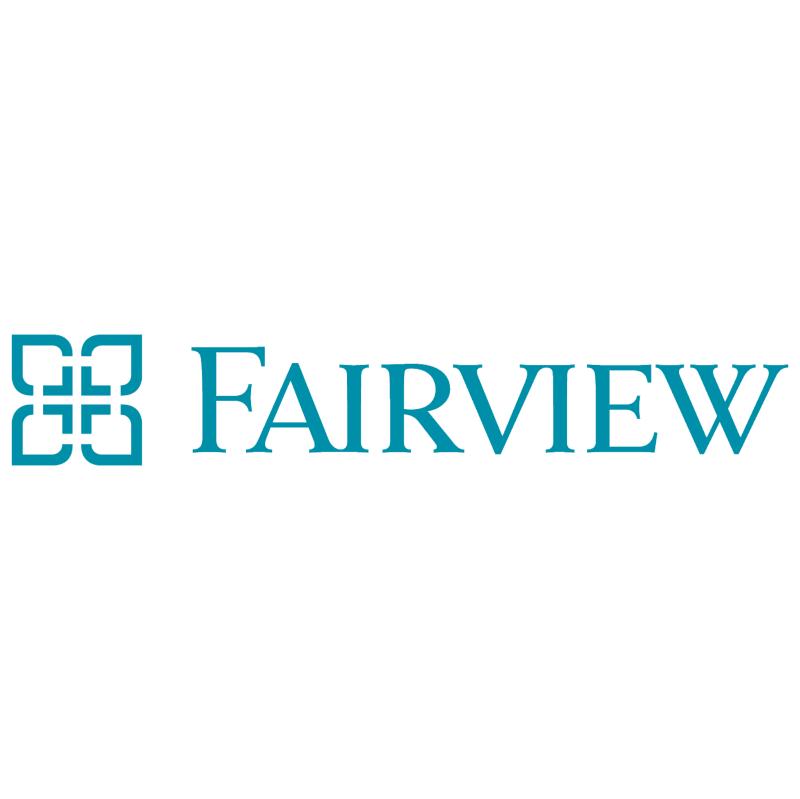 Fairview vector logo