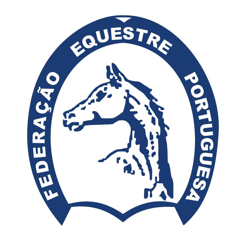 Federacao Equestre Portuguesa vector