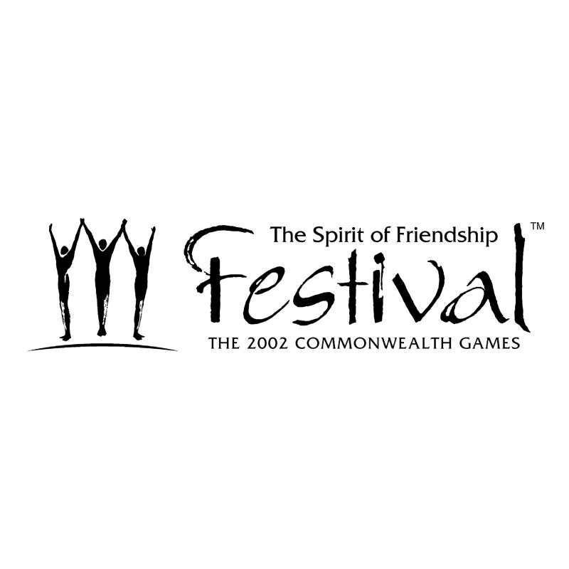 Festival 2002 Commonwealth Games vector