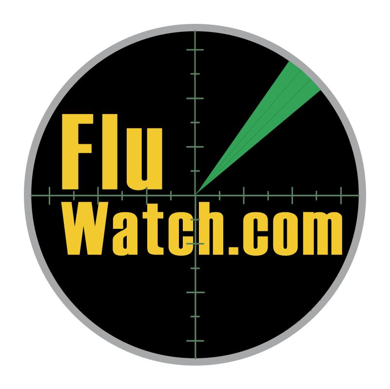 FluWatch com vector logo