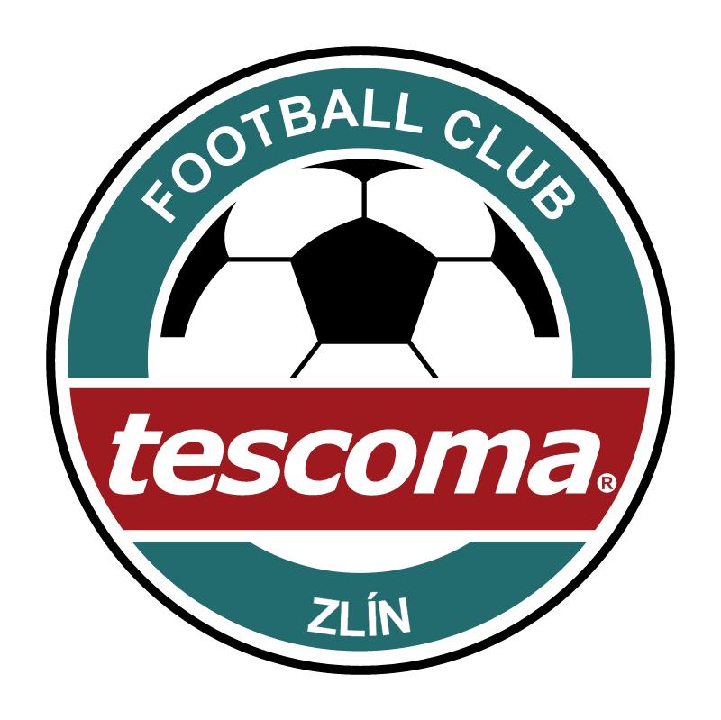 Football Club Tescoma Zlin vector