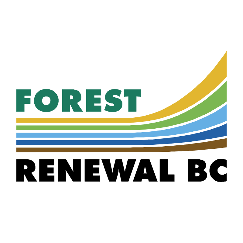 Forest Renewal BC vector logo