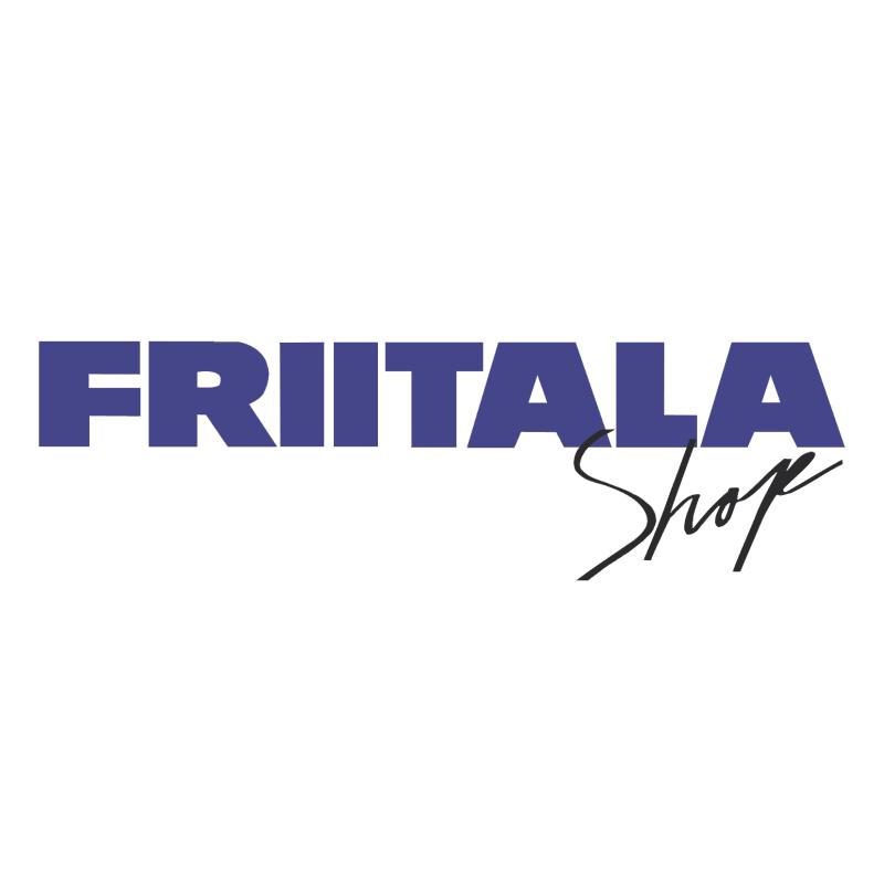 Friitala Shop vector logo