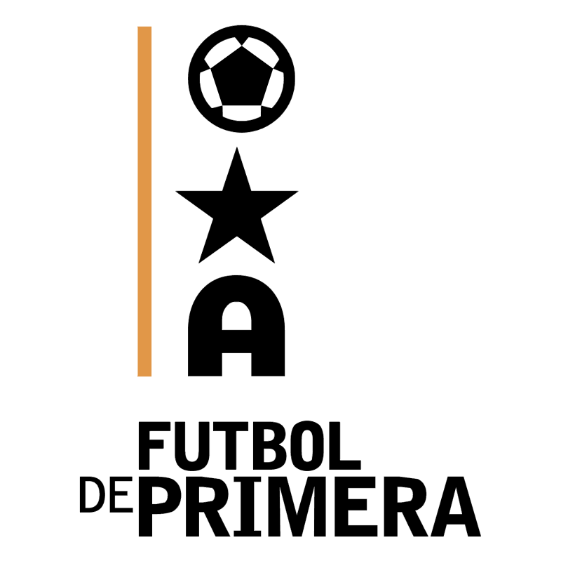 Futbol de Primera vector