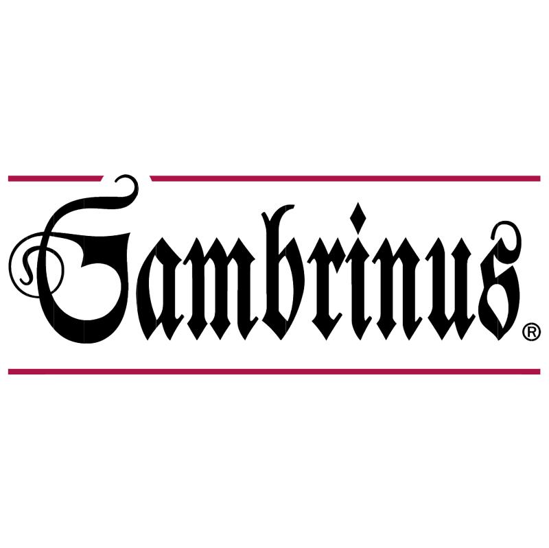 Gambrinus vector logo
