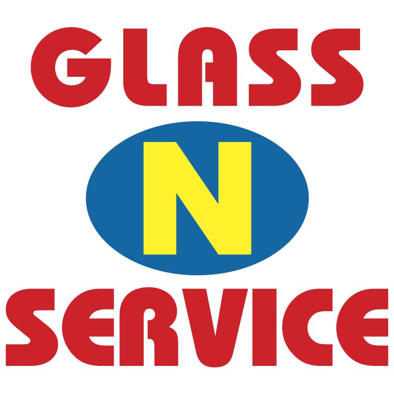 Glass Service vector logo