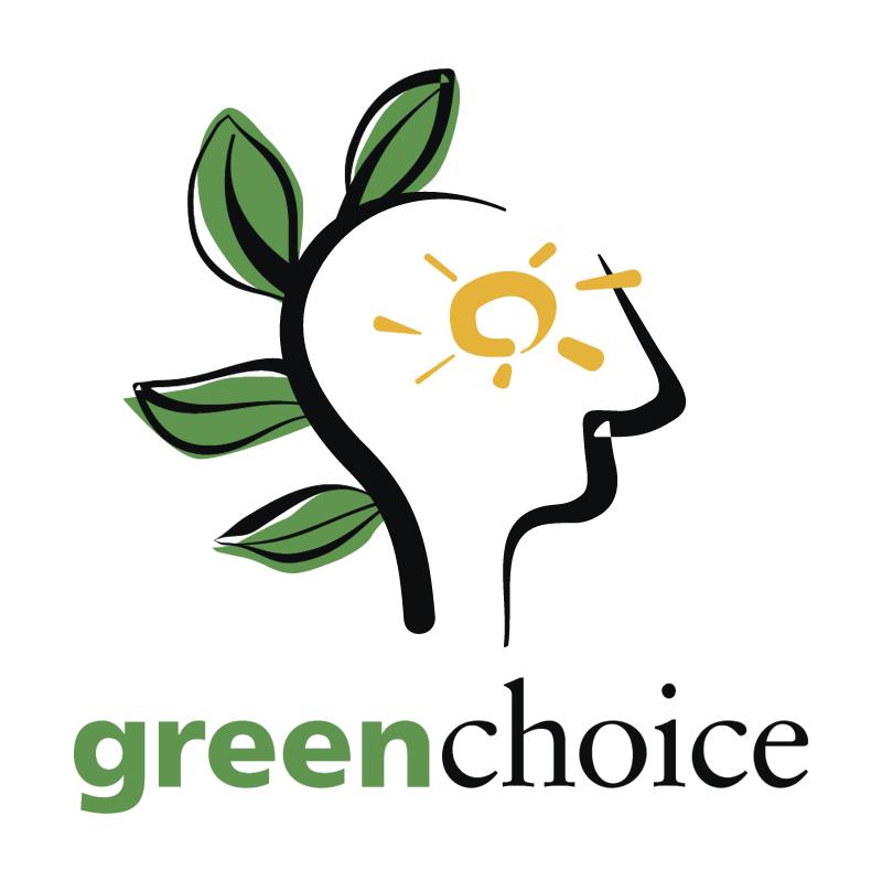 Green Choice vector logo