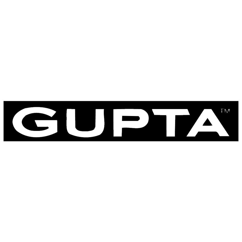 Gupta vector logo