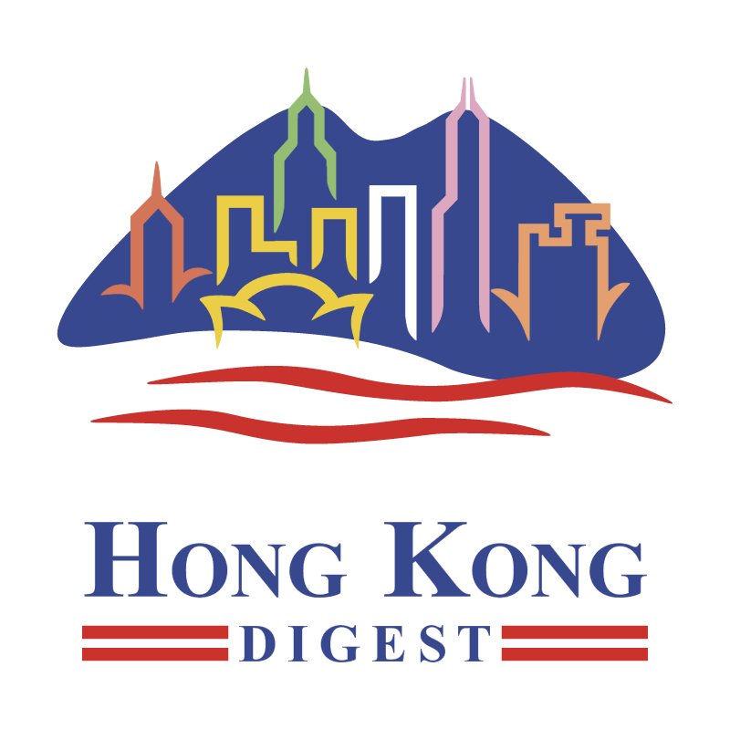 Hong Kong Digest vector