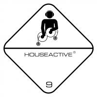 Houseactive vector