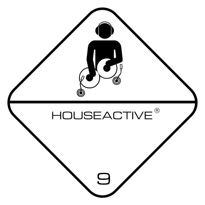 Houseactive vector logo