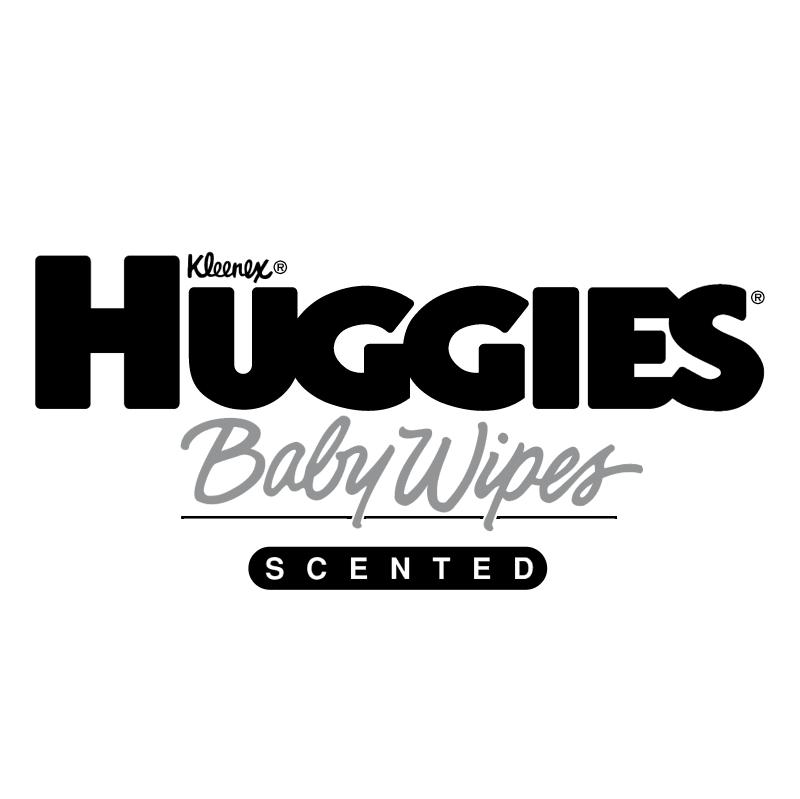 Huggies Baby Wipes vector
