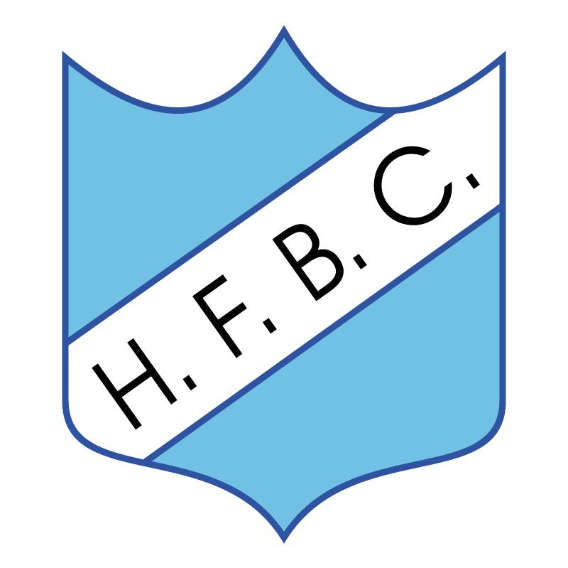 Hughes Foot Ball Club de Hughes vector