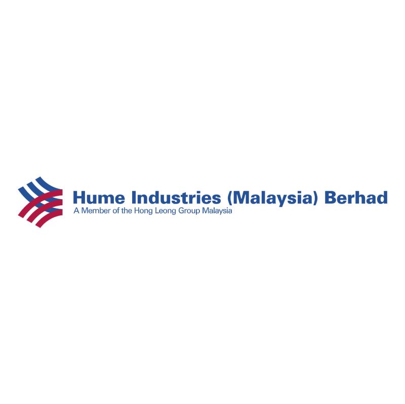 Hume Industries Berhad vector